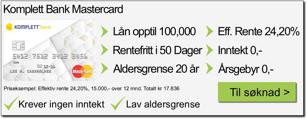 kredittkort-komplett-bank-mastercard